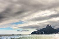 Morro Dois Irm縊s, Vidigal, Ipanema, Cagarras islands, Rio de Janeiro, Brazil