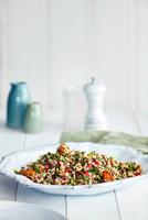 Super-grain salad dish 11015313397| 写真素材・ストックフォト・画像・イラスト素材|アマナイメージズ