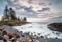 View to sea, Kiama, Australia 11015319220| 写真素材・ストックフォト・画像・イラスト素材|アマナイメージズ