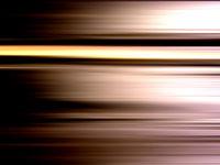 blurred white lines on black background