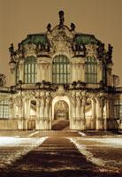 Rampart Pavilion, Zwinger Palace