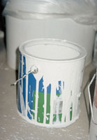 Paint Tin