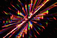 Multi colored lights