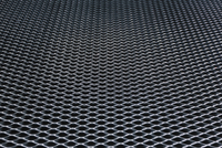 Full frame, close-up shot of metal grate