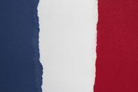 Full frame shot of French flag