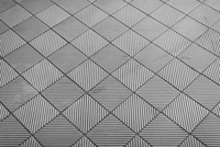 Full frame shot of patterned floor tiles