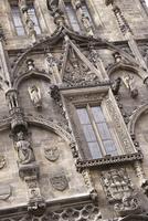 Full frame detail image of Prasna Brana, Prague, Czech Republic 11016035371| 写真素材・ストックフォト・画像・イラスト素材|アマナイメージズ