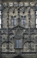 Detail view of Prasna Brana, Prague, Czech Republic 11016035397| 写真素材・ストックフォト・画像・イラスト素材|アマナイメージズ
