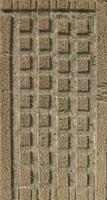 Full frame aerial view of crops in agricultural landscape, Stuttgart, Baden-Wuerttemberg, Germany 11016035529| 写真素材・ストックフォト・画像・イラスト素材|アマナイメージズ