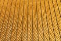 Full frame shot of metallic roof