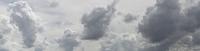 Panoramic shot of cloudy sky 11016035795  写真素材・ストックフォト・画像・イラスト素材 アマナイメージズ