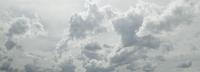 Panoramic shot of cloudy sky 11016035818  写真素材・ストックフォト・画像・イラスト素材 アマナイメージズ