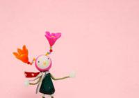 花の妖精のクラフト 11017001737| 写真素材・ストックフォト・画像・イラスト素材|アマナイメージズ