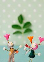花の妖精のクラフト
