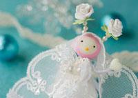 ウェディングの妖精のクラフト 11017001743| 写真素材・ストックフォト・画像・イラスト素材|アマナイメージズ