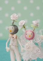 ウェディングの妖精のクラフト 11017001744| 写真素材・ストックフォト・画像・イラスト素材|アマナイメージズ