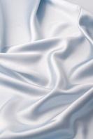 シルバーの布