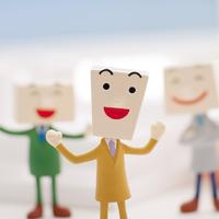 ビジネスマンのクラフト 11017004322| 写真素材・ストックフォト・画像・イラスト素材|アマナイメージズ