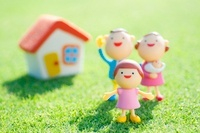 家と家族のクラフト