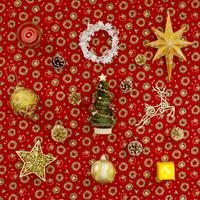 クリスマスグッズ 11017015512  写真素材・ストックフォト・画像・イラスト素材 アマナイメージズ