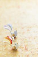 2羽の鳥 干支のクラフト