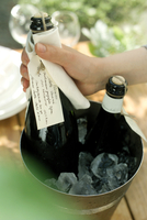 ワインクーラーとワイン