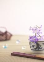 和風の花のイメージ
