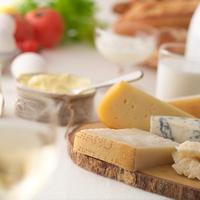乳製品とチーズ