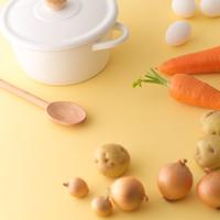 鍋と野菜 11017018443| 写真素材・ストックフォト・画像・イラスト素材|アマナイメージズ