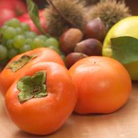 柿と秋の味覚