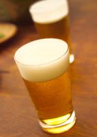 冷たい生ビール
