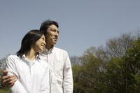 日本人夫婦