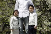 父親と子供たち