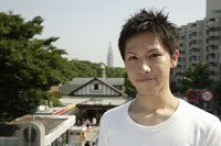 20代日本人男性