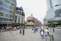 上海の南京東路エリア