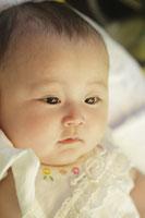 赤ちゃんの表情