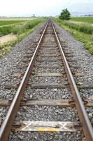 線路 11019015392| 写真素材・ストックフォト・画像・イラスト素材|アマナイメージズ