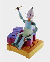 クラフト ロボットイメージ