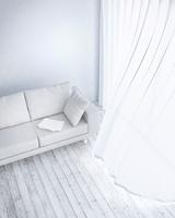 リビングルームに置かれたソファー CG  11019024999| 写真素材・ストックフォト・画像・イラスト素材|アマナイメージズ