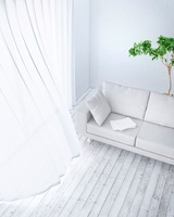リビングルームに置かれたソファー CG  11019025000| 写真素材・ストックフォト・画像・イラスト素材|アマナイメージズ