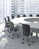 会議室のテープルと椅子 CG 11019029496| 写真素材・ストックフォト・画像・イラスト素材|アマナイメージズ