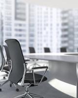 会議室のテープルと椅子 CG 11019029498| 写真素材・ストックフォト・画像・イラスト素材|アマナイメージズ