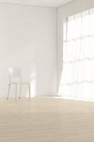 椅子が置かれた置かれた部屋 CG 11019032140| 写真素材・ストックフォト・画像・イラスト素材|アマナイメージズ