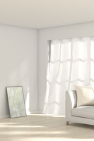 ソファと額縁が置かれた部屋 CG 11019032152| 写真素材・ストックフォト・画像・イラスト素材|アマナイメージズ