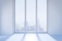 光が差し込む窓辺 CG