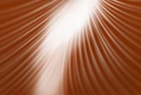 光と曲線 CG