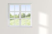 景色の見える窓辺 CG 11019033133| 写真素材・ストックフォト・画像・イラスト素材|アマナイメージズ