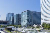 豊洲駅周辺 11019034137| 写真素材・ストックフォト・画像・イラスト素材|アマナイメージズ