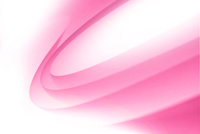ピンク色の曲線 CG