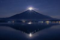 パール富士と山中湖